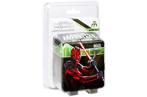 Asmodee- Star Wars Assalto Imperiale Maul, Portatore di Vendetta espansione Gioco da Tavolo, Colore, 9045