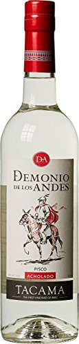 Tacama Pisco Demonio de los Andes, 700 ml