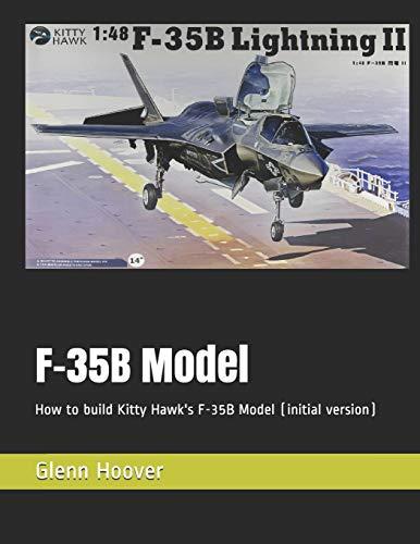 F-35B Model: How to build Kitty Hawk's F-35B Model (initial