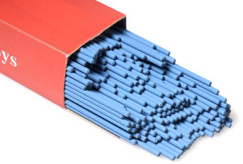 Aparoli 841322 Professionelle unlegierte Stabelektrode MT - RC 3, ø 2.5 mm, 4.4 kg, blau
