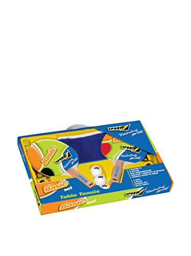 Set ping pong basic in valigetta Forma