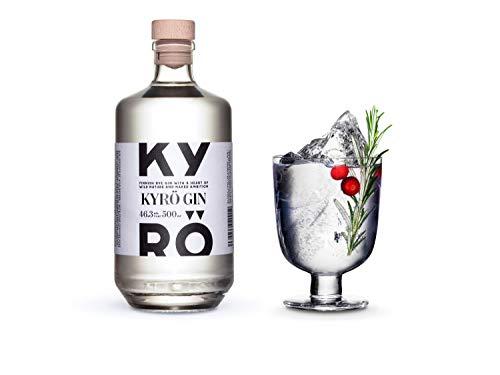 Kyrö Gin - (1 x 0,5l) IWSC Gold 2015 & 2016 - 2