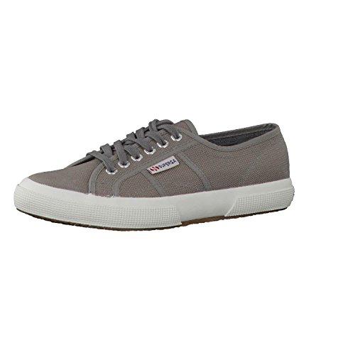 Superga 2750 Cotu Classic Sneaker, Scarpe da ginnastica Uomo, Grigio Full Sage, 38 EU