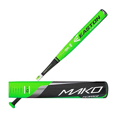 Easton MAKO TORQ CXN ZERO 9 Fastpitch Softball Bat