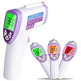 Blaward Blaward Digitalermometer frontale a infrarossi, misuratore di misurazione della...