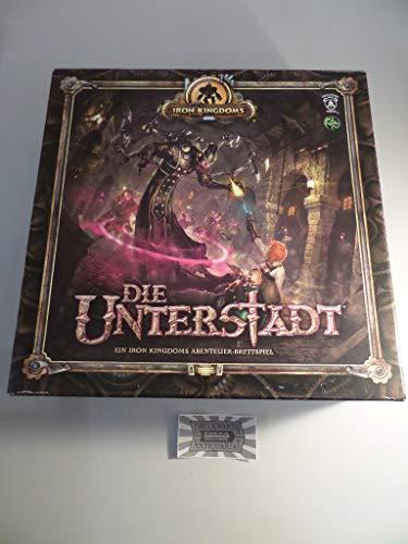 Heidelberger Spieleverlag HSV Iron Kingdoms - Die Unterstadt