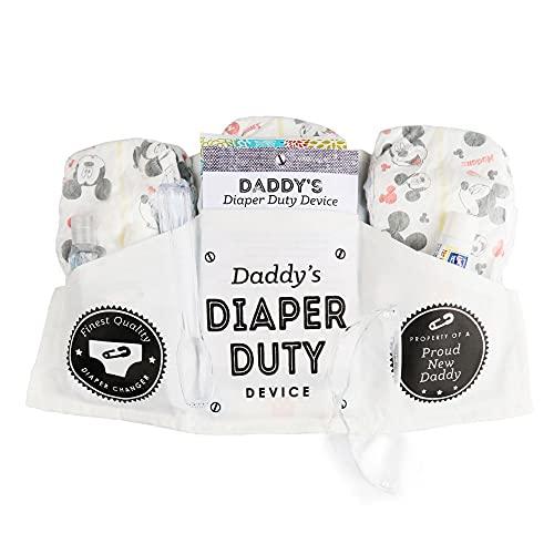 Daddy's Diaper Duty Device – lustiges Geschenk für Papa