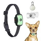 Premium Bark Collars - Small Dog Bark Collar with Beep and Vibrate, Humane