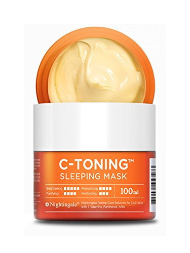 Nightingale C Toning Sleeping Mask