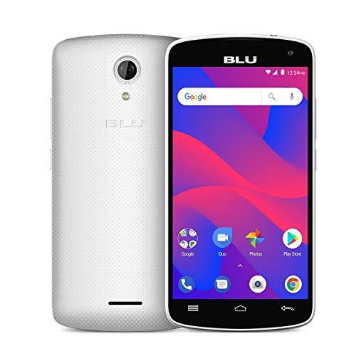 BLU Studio X8 HD -GSM Unlocked Smartphone -White