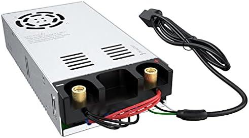 Top 10 Best 120v to 12v 50amp power supply for amplifier