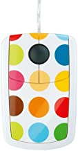 Pat Says Now PSN1241 Polka Dot Optical Mouse - Style Series