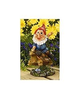 Lifetime Garden Wobbling Ornament Toadstool