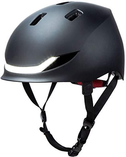 Lumos Matrix MIPS Helm Charcoal Black 2020 Fahrradhelm