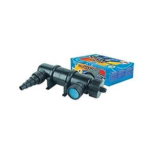 LAZUR-7-Watt-UV-Lampe-Wasserklrer-UVC-UV-C-Klrer-Gert-Teichklrer