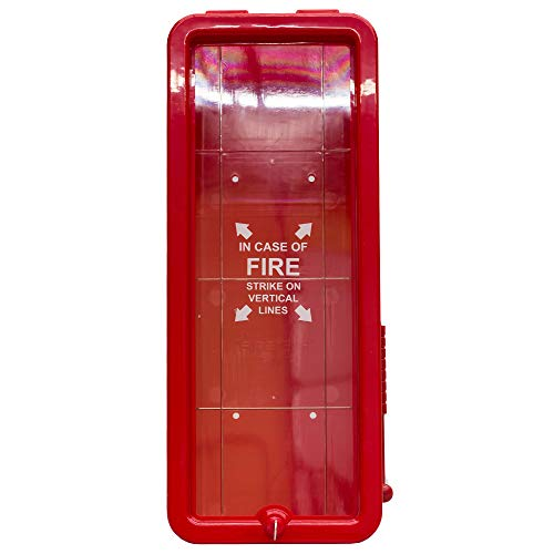 10# Fire Extinguisher Cabinet Indoor/Outdoor - Red