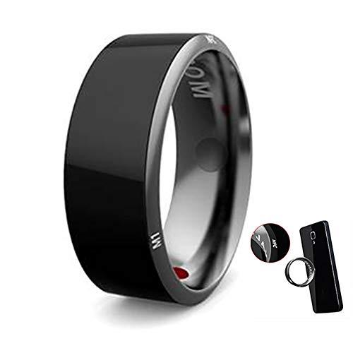 HYwot Smart Ring, Multifunktions-NFC Magic Ringe, Wasserdichter Abnutzungs-Fingerring Für Android Windows Phone