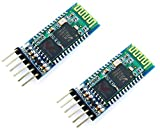2pcs HC-05 Integrated Bluetooth Module Wireless...