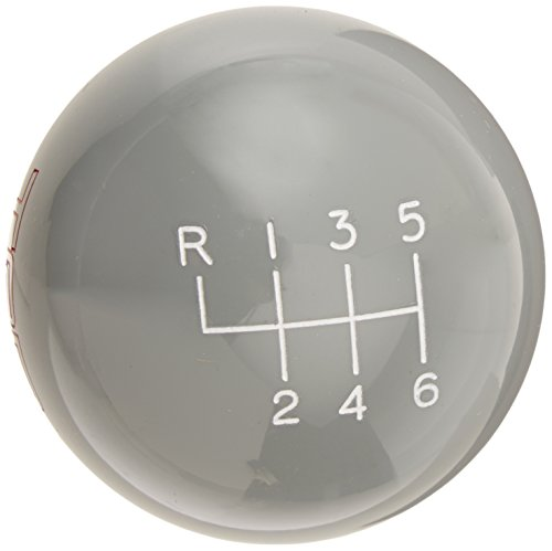 TOYOTA Genuine Accessories PTR26-35060 TRD 6-Speed Shift Knob