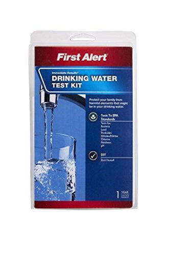 First Alert WT1 Drinking Water Test Kit