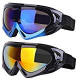 Vetoo Ski Goggles Men &Women, Snowboard Goggles for Kids,Youth,Wind Resistance