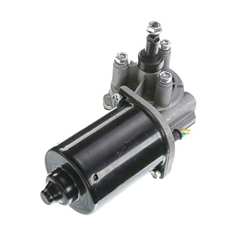 A-Premium Windshield Wiper Motor Front for Chrysler Dodge Plymouth LeBaron Town & Country Ram 1500 Caravelle 1989-1997