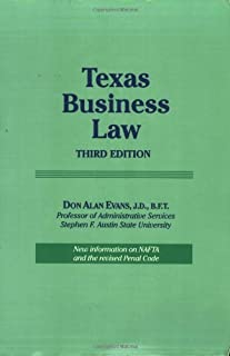 Texas Business Law