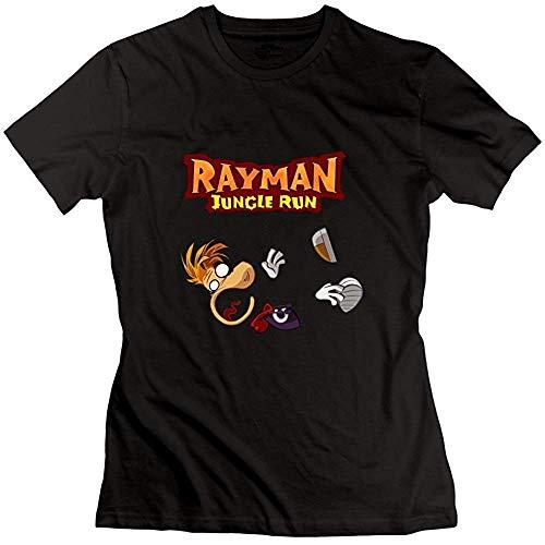 Women's Crew Neck Rayman Fiesta Run T Shirts
