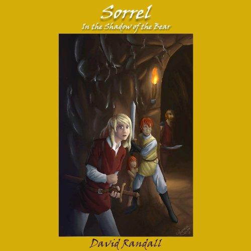 Sorrel audiobook cover art