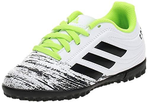 Adidas Copa 20.4 Turf, Zapatillas de fútbol, FTWWHT/CBLACK/SIGGNR, 35 EU