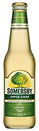 Somersby Apple Cider - 0.33L (x24 flaschen)