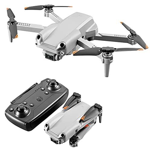 Lailuaxoa Mini Drone con Cámara 1080p WiFi FPV para Niños Adultos, Cuadricóptero RC con Evitación Automática De Obstáculos, Modo Sin Cabeza, Volteretas 3D, Juguete Divertido para Niños Niñas