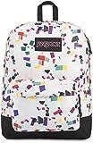 JanSport Superbreak Backpack, Holiday Geo Party