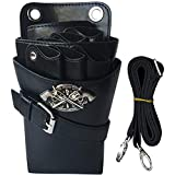 WINGOFFLY Hair Scissor Holster Pouch with Waist...