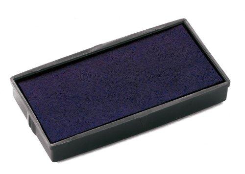 Colop 107185 E/30 2 Kissen in Blister, Stempel, blau
