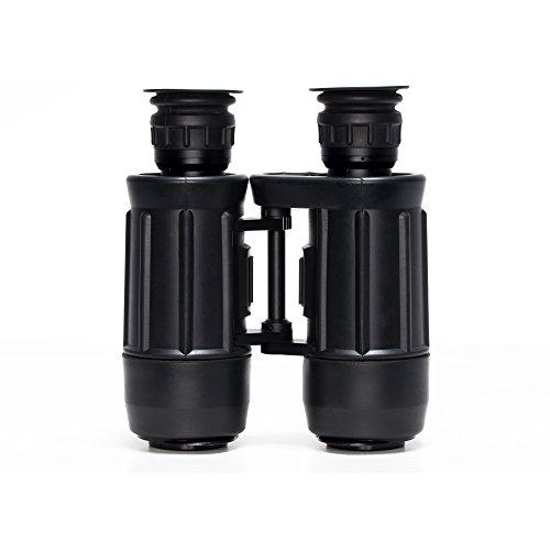 Review Of Docter 7x40 B/GA Adventure, Roof Prism Binoculars, Individual Focus, Black