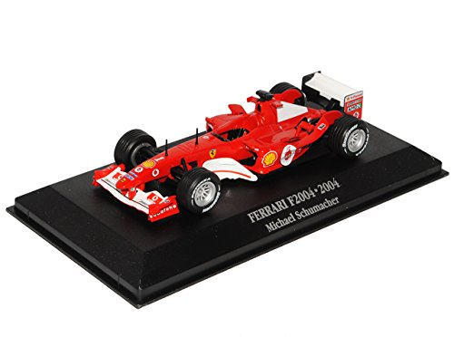 Atlas Ferrari F2004 Michael Schumacher 2004 Formel 1 1/43 Modell Auto