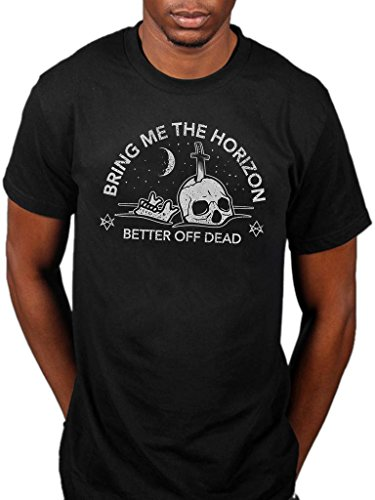 Official Bring Me The Horizon Happy Song T-Shirt Merch