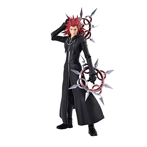 Square Enix Kingdom Hearts III 3 Bring Arts Axel Action Figure