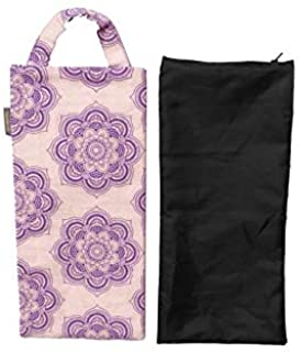 Yoga Sand Bag Jute/Cotton Unfilled for Yoga Weights and Resistance Training
