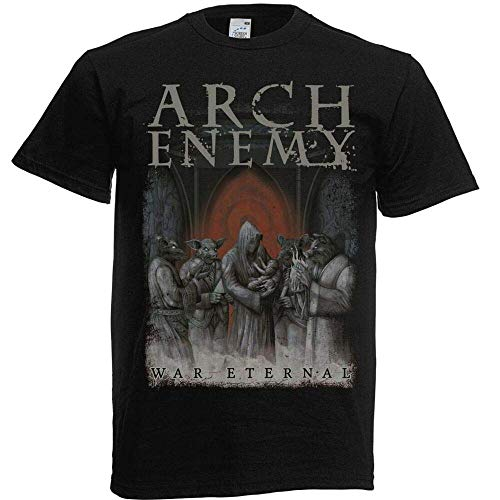 Arch Enemy War Eternal Cover T Shirt S M L XL XXL Band T-Shirt Tshirt