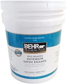 5-gal. Satin Enamel Interior Paint