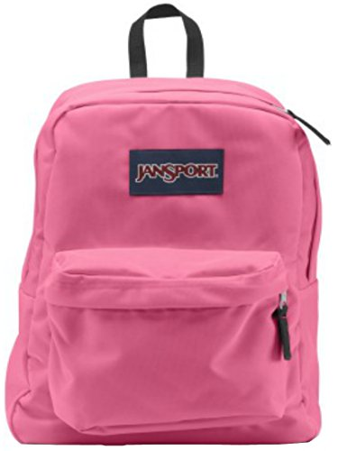 JanSport Spring Break Rucksack, Mädchen, TDH79SF, Pinkes Stiefmütterchen, Einheitsgröße