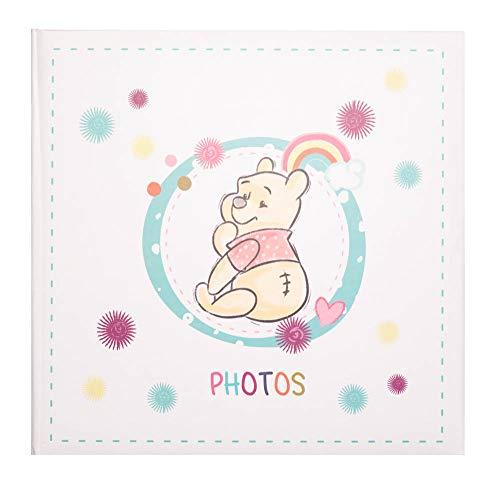 Grupo Erik AF200101508 Album Fotografico Bambini, Winnie The Pooh, 21,5 x 22,3 x 5,2 cm