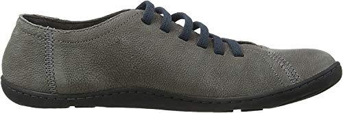 Camper Peu, Zapatillas para Mujer, Gris (Medium Gray 30), 36 EU