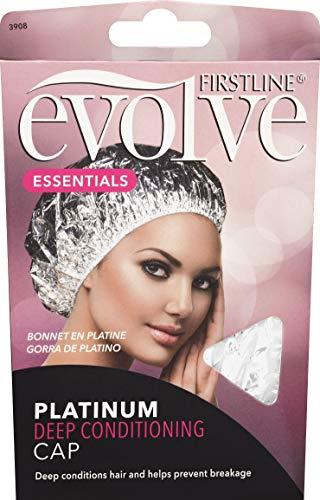 Evolve Platinum Deep Conditioning Cap by Evolve