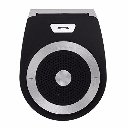 C-FUNN T821 Mains-Libres sans Fil Bluetooth Mains Libres Haut-Parleur Récepteur Voiture Pare-Soleil