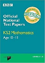 National Test Papers KS2 Maths (QCA): Levels 3-5 (Qualifications and Curriculum Authority)
