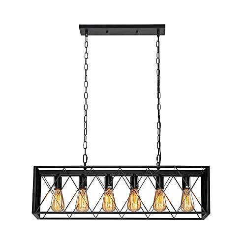 Lámpara de lámpara de iluminación Lámpara de techo altura ajustable retro clásico elegante colgante Lightsture, para el pasillo del cuarto de vivero del bebé dormitorio cocina sala de estar