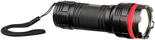 KryoLights Handlampe: Cree-LED-Taschenlampe mit Alu-Gehäuse, 5 Watt, 450 Lumen, IP65 (LED Batterie-Taschenlampen)